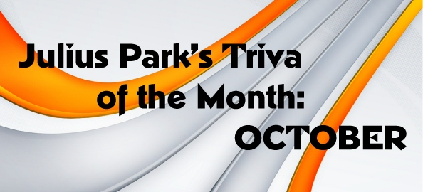 TL Naples BJJ and BJJ Engineer - Trivia of the Month - October