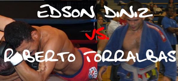 TL Naples BJJ and BJJ ENgineer Naples FL: Edson Diniz vs. Roberto Torralbas