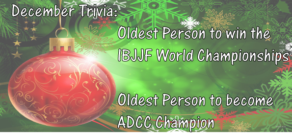December Trivia: Late Bloomers! | BJJ Tips to Help You Win from ...